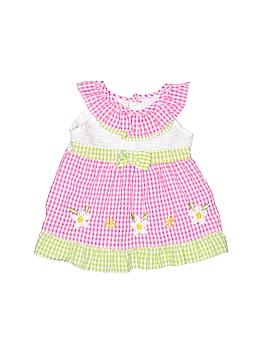 Mon Petit Sleeveless Blouse Size 6-9 mo