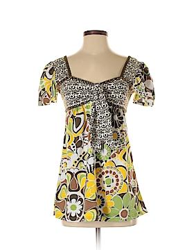 Joyous & Free Short Sleeve Top Size S