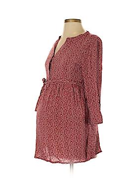 JoJo Maman Bebe 3/4 Sleeve Blouse Size 5 (Maternity)