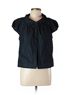Kenneth Cole New York Denim Jacket Size 10