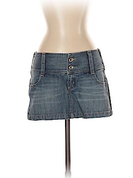 X2 Denim Skirt Size 0