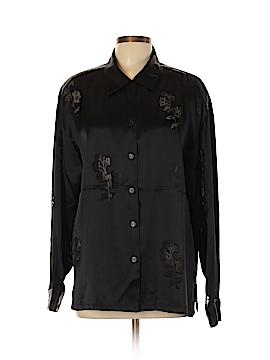 New York City Design Co. Long Sleeve Blouse Size L