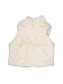 American Widgeon Faux Fur Vest Size 12 mo