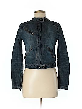 Jill Stuart Denim Jacket Size Med (2)