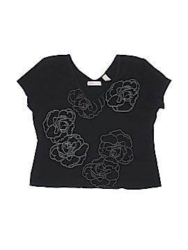 Valerie Stevens Seperates Short Sleeve T-Shirt Size XL