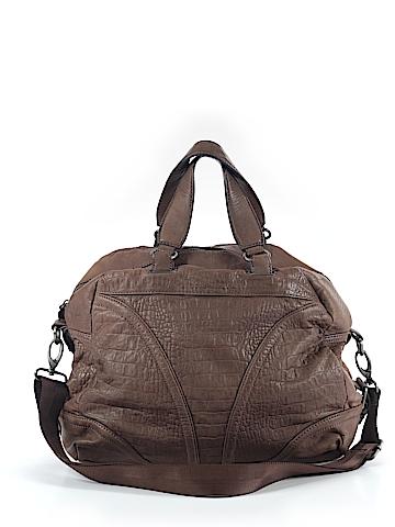 BCBGMAXAZRIA Leather Tote One Size