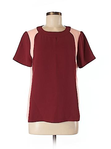 J. Crew Factory Store Short Sleeve Blouse Size 6