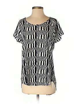KLD Signature Short Sleeve Blouse Size S