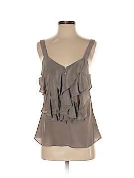 Lie Sleeveless Silk Top Size 4