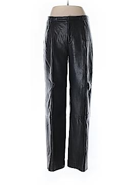 Banana Republic Leather Pants Size 8