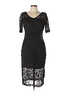 L.A & Jo Casual Dress Size L