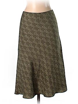 New York & Company Silk Skirt Size XS