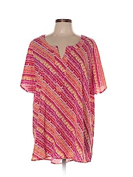 Catherines Short Sleeve Blouse Size 14 - 16