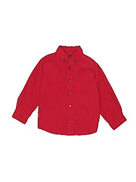 Claiborne Long Sleeve Button-Down Shirt Size 7