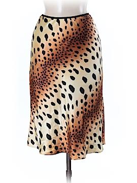 Ticci Tonetto Silk Skirt Size M