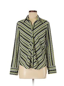Ninety Long Sleeve Blouse Size S