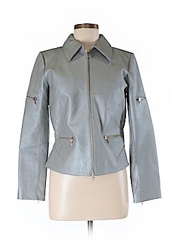 Metrostyle Leather Jacket Size 6