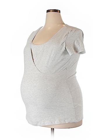 H&M Mama Short Sleeve T-Shirt Size XL (Maternity)