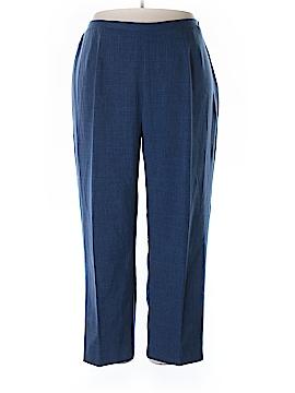Sag Harbor Casual Pants Size 22