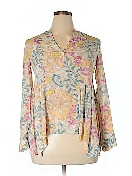 Maeve Long Sleeve Blouse Size 15