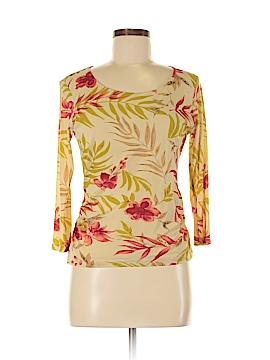 Nine & Company 3/4 Sleeve Top Size S