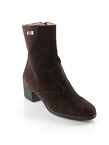 Salvatore Ferragamo Boots Size 10 1/2