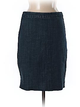 J. Crew Factory Store Denim Skirt Size 2