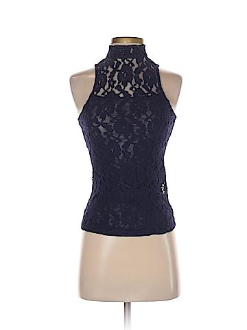 Charlotte Russe Sleeveless Blouse Size XS