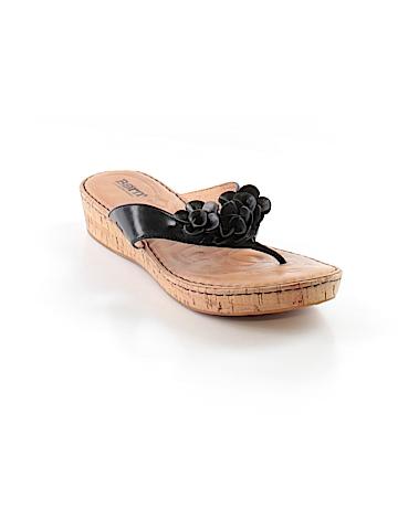 Born Crown Flip Flops Size 10