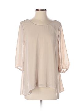 Show Me Your Mumu 3/4 Sleeve Blouse Size M