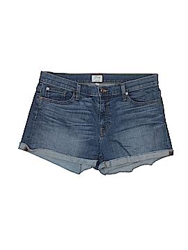 J. Crew Denim Shorts 32 Waist