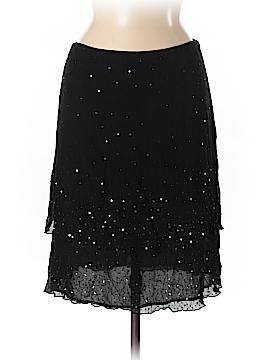 Talbots Silk Skirt Size 6
