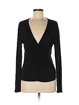 Calvin Klein Silk Cardigan Size M