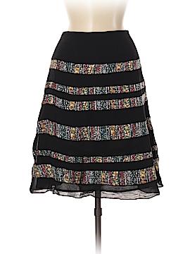 Cacharel Silk Skirt Size 40 (EU)