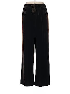 Soft Surroundings Velour Pants Size L