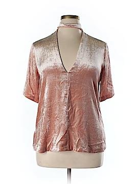 A.L.C. Short Sleeve Blouse Size 10