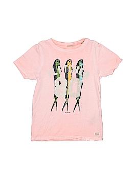 Scotch Shrunk Short Sleeve T-Shirt Size 4