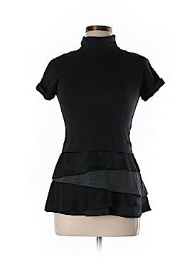 Brunello Cucinelli Silk Pullover Sweater Size L