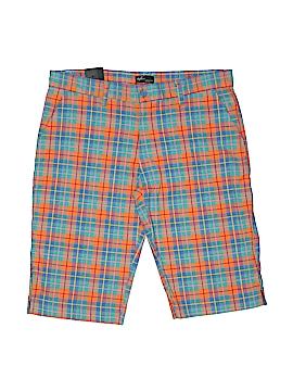 Riflessi Khaki Shorts Size 15