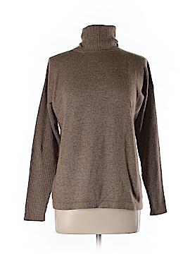Linda Allard Ellen Tracy Turtleneck Sweater Size L