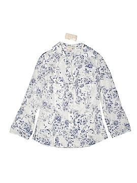 Twenty One Long Sleeve Button-Down Shirt Size M