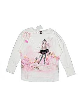 Pampolina Long Sleeve T-Shirt Size 7