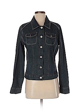 French Cuff Denim Jacket Size S