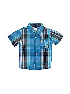 Z Boys Wear Short Sleeve Button-Down Shirt Size 3T