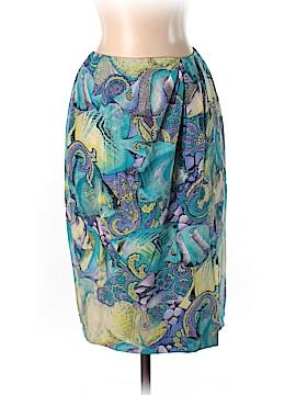 Dana Buchman Silk Skirt Size 6