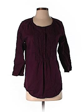 IZOD 3/4 Sleeve Blouse Size S