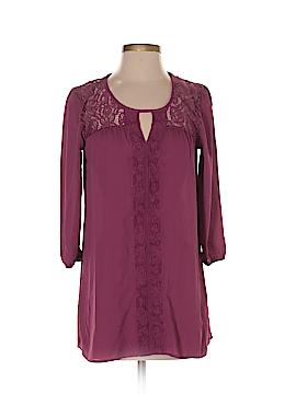 Taylor & Sage 3/4 Sleeve Blouse Size S