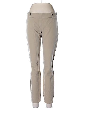 J. Crew Khakis Size 8 (Tall)