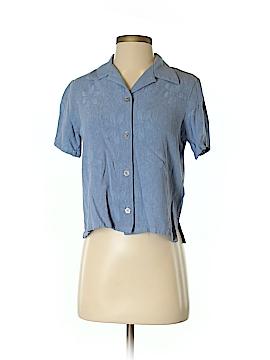 Froxx Short Sleeve Blouse Size S