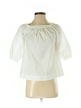 Trina Turk 3/4 Sleeve Top Size S